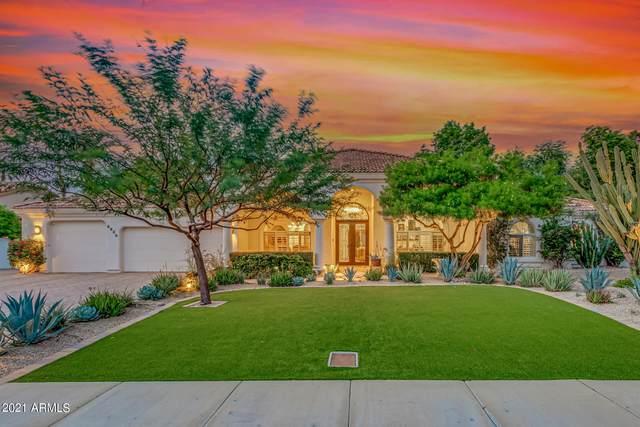 8956 E Charter Oak Drive, Scottsdale, AZ 85260 (MLS #6305703) :: Elite Home Advisors