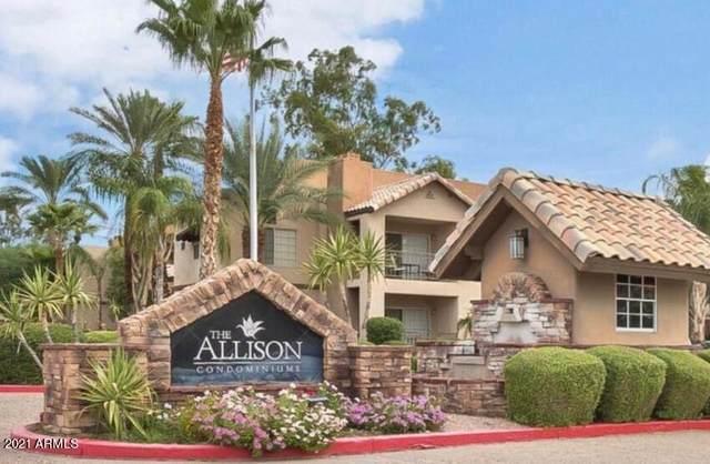 14145 N 92ND Street #1123, Scottsdale, AZ 85260 (MLS #6305704) :: Elite Home Advisors