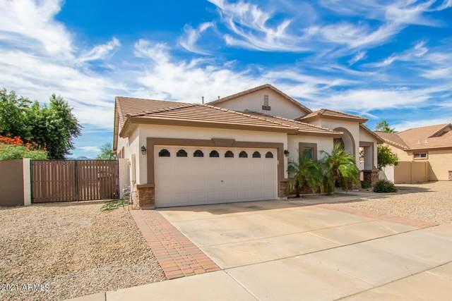 21357 E Calle De Flores, Queen Creek, AZ 85142 (MLS #6305728) :: My Home Group