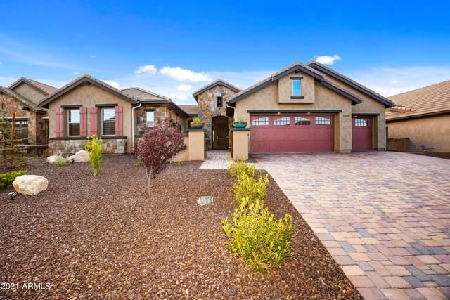 5248 Scenic Crest Way, Prescott, AZ 86301 (MLS #6305734) :: Conway Real Estate