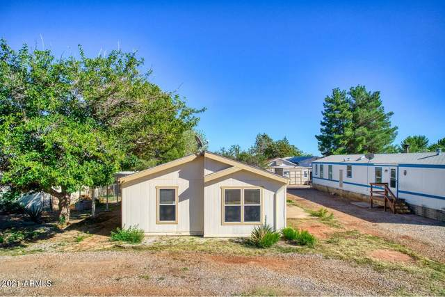 3827 S Ironwood Circle, Sierra Vista, AZ 85650 (MLS #6305741) :: Elite Home Advisors
