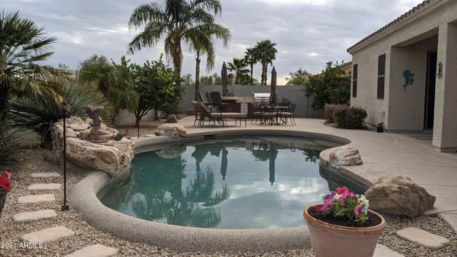 1261 N 86TH Place, Mesa, AZ 85207 (MLS #6305755) :: TIBBS Realty