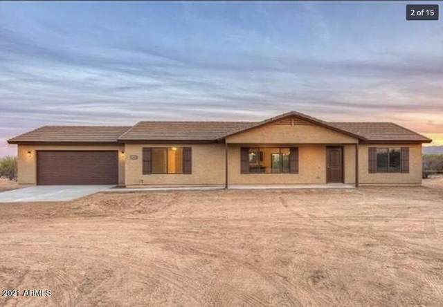 29637 W Pierce Street, Buckeye, AZ 85396 (MLS #6305760) :: Conway Real Estate