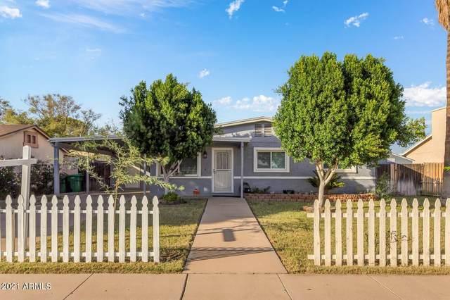 552 E Gable Avenue, Mesa, AZ 85204 (MLS #6305763) :: The Laughton Team