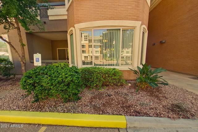 435 W Rio Salado Parkway #101, Tempe, AZ 85281 (MLS #6305764) :: Zolin Group