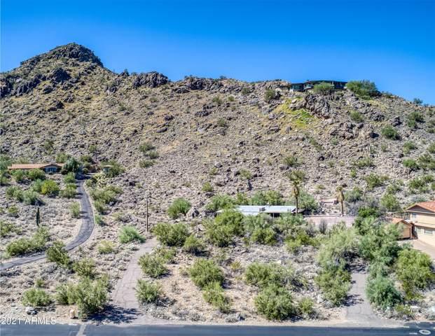 7720 N Foothill Drive S, Paradise Valley, AZ 85253 (MLS #6305770) :: The Daniel Montez Real Estate Group