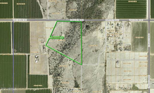 0 W Baseline Road, Buckeye, AZ 85326 (MLS #6305780) :: Service First Realty