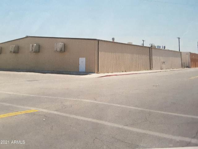425 S Main Street, Coolidge, AZ 85128 (MLS #6305855) :: Elite Home Advisors