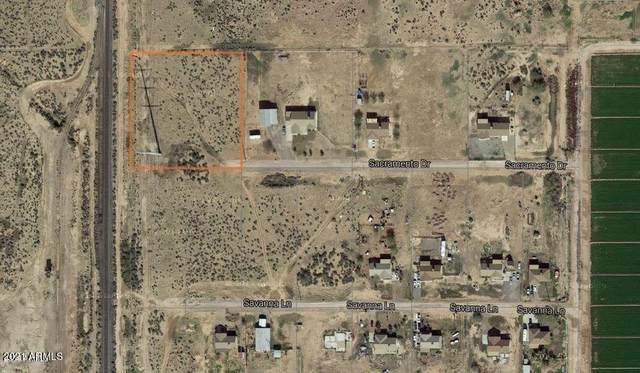 5350 E Sacramento Drive, Coolidge, AZ 85128 (MLS #6305904) :: The Dobbins Team