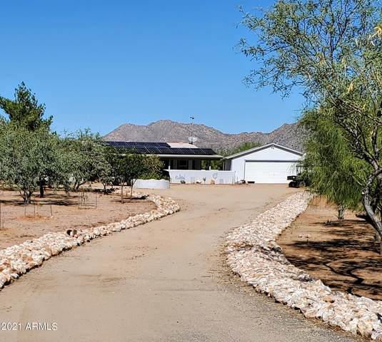 23360 W Staghorn Lane, Congress, AZ 85332 (MLS #6305906) :: Elite Home Advisors