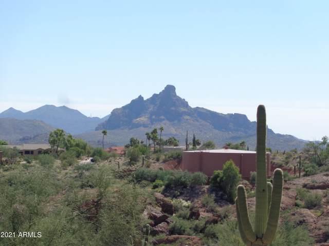 15843 E Burro Drive, Fountain Hills, AZ 85268 (MLS #6305909) :: The Dobbins Team