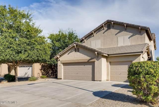 15943 W Banff Lane, Surprise, AZ 85379 (MLS #6305913) :: Elite Home Advisors