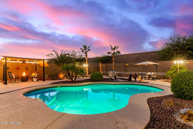 46 S 230TH Drive, Buckeye, AZ 85326 (MLS #6305932) :: Arizona Home Group