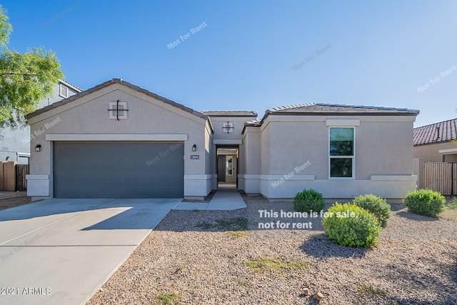 38045 W Nina Street, Maricopa, AZ 85138 (#6305934) :: AZ Power Team