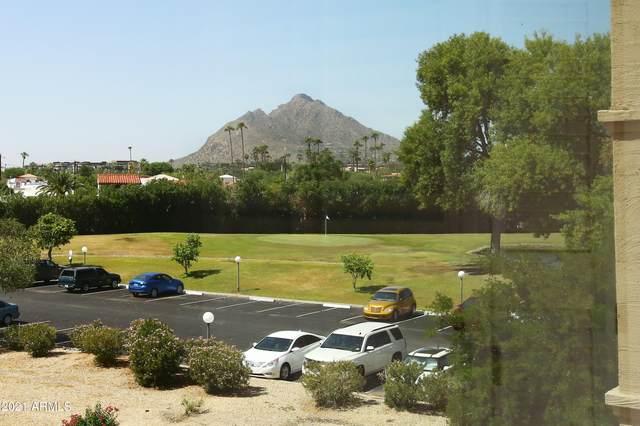 7850 E Camelback Road #301, Scottsdale, AZ 85251 (MLS #6305935) :: The Luna Team