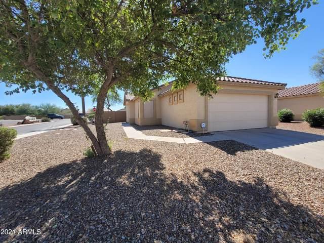 591 W Mirage Loop, Casa Grande, AZ 85122 (MLS #6305957) :: The Laughton Team