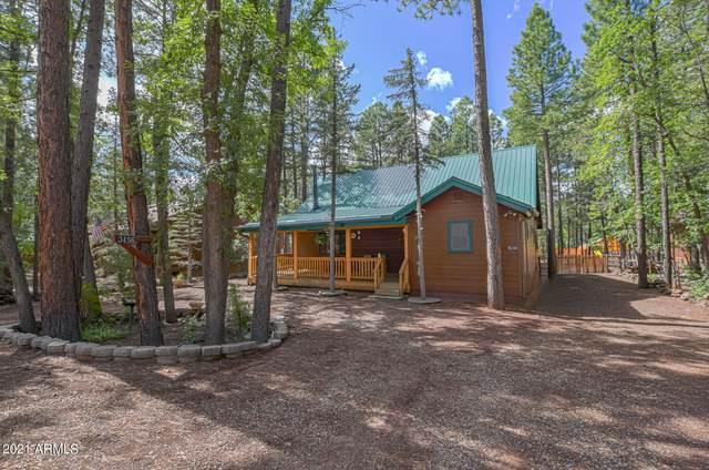 3456 Turkey Track Road, Pinetop, AZ 85935 (MLS #6305961) :: Elite Home Advisors