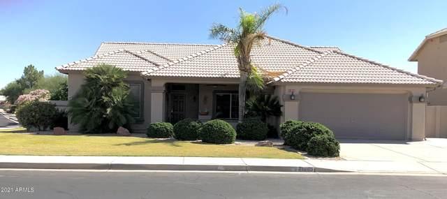 21095 N 64TH Avenue, Glendale, AZ 85308 (MLS #6305962) :: West USA Realty