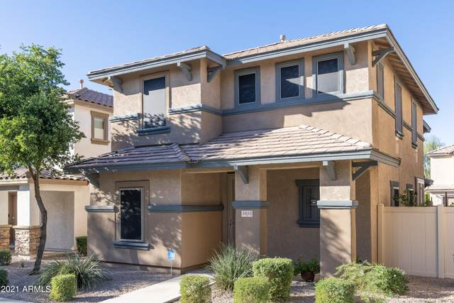 5833 E Hoover Avenue, Mesa, AZ 85206 (MLS #6305981) :: The Laughton Team