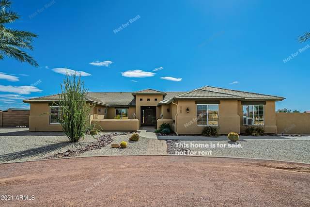 4131 E Vista Grande, San Tan Valley, AZ 85140 (MLS #6305992) :: Yost Realty Group at RE/MAX Casa Grande