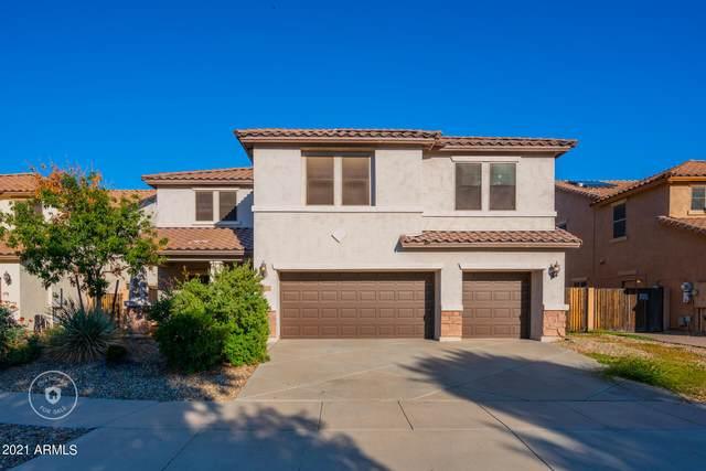 8519 S 55TH Lane, Laveen, AZ 85339 (MLS #6305995) :: Yost Realty Group at RE/MAX Casa Grande