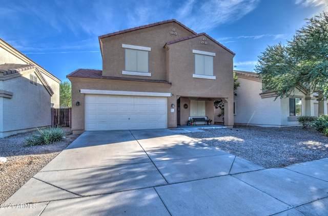 8609 W Cordes Road, Tolleson, AZ 85353 (MLS #6306008) :: Yost Realty Group at RE/MAX Casa Grande