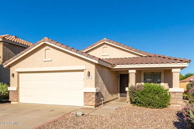 636 S Concord Street, Gilbert, AZ 85296 (MLS #6306009) :: Elite Home Advisors
