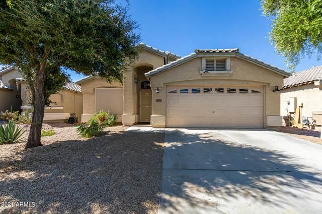 17412 N Gatun Avenue, Maricopa, AZ 85139 (MLS #6306031) :: The Garcia Group
