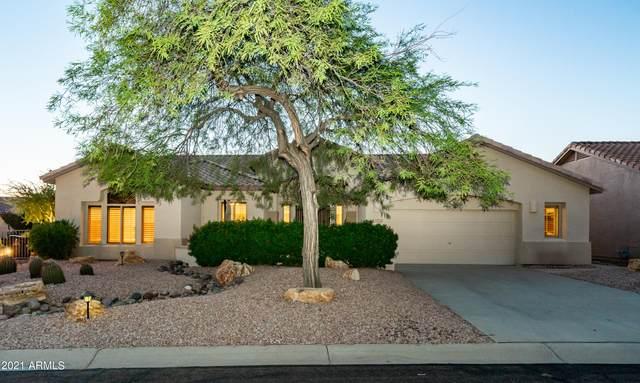 5372 S Cat Claw Drive, Gold Canyon, AZ 85118 (MLS #6306056) :: Dijkstra & Co.