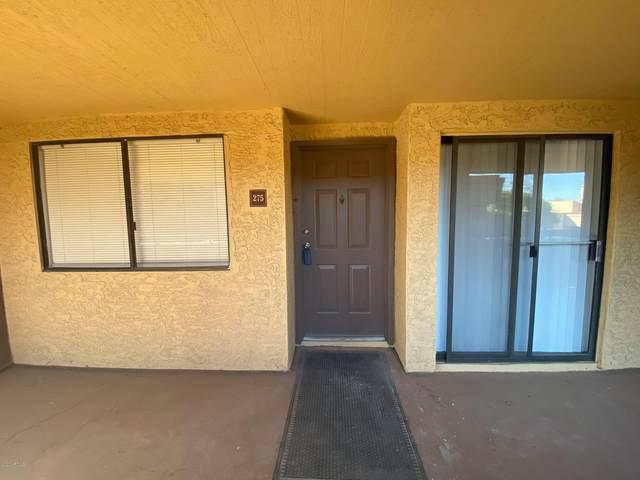 3535 W Tierra Buena Lane #275, Phoenix, AZ 85053 (MLS #6306079) :: Elite Home Advisors