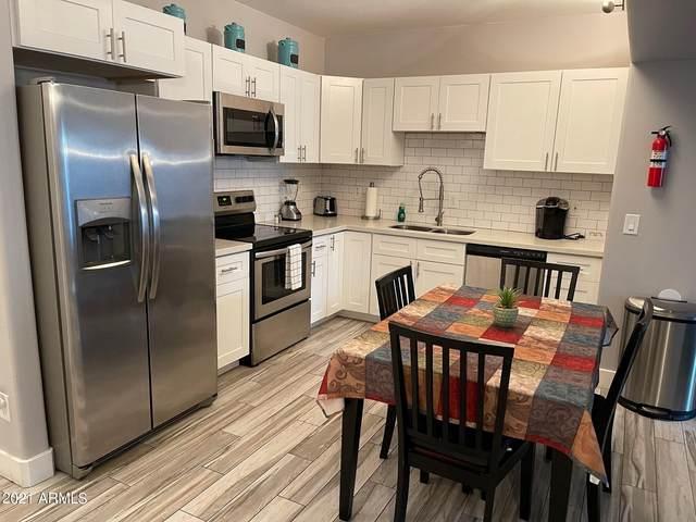 357 E Thomas Road A110, Phoenix, AZ 85012 (MLS #6306089) :: CANAM Realty Group