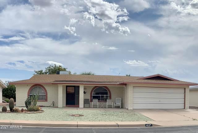4127 E Crescent Avenue, Mesa, AZ 85206 (MLS #6306109) :: Service First Realty