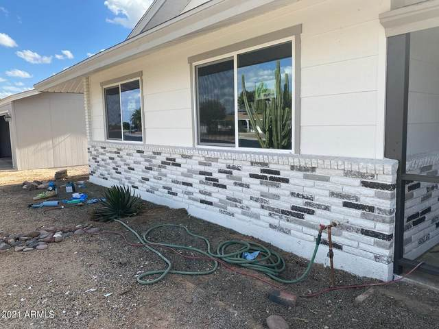 10333 W Cumberland Drive, Sun City, AZ 85351 (MLS #6306123) :: Selling AZ Homes Team