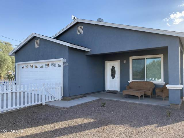 21757 W Harding Avenue, Wittmann, AZ 85361 (MLS #6306138) :: Service First Realty