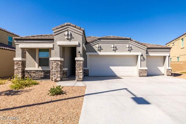 4046 N 307TH Lane, Buckeye, AZ 85396 (MLS #6306156) :: Elite Home Advisors
