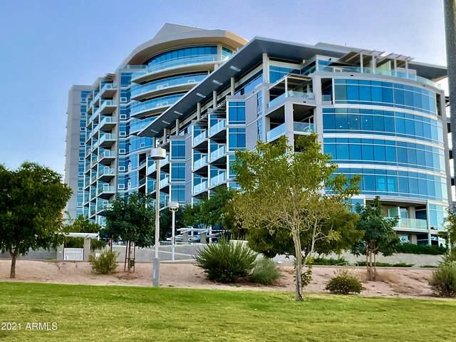 140 E Rio Salado Parkway #804, Tempe, AZ 85281 (MLS #6306160) :: The Daniel Montez Real Estate Group