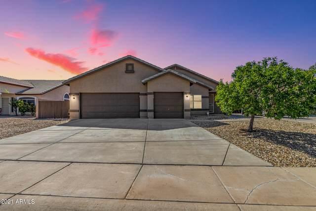 8165 W Nicolet Avenue, Glendale, AZ 85303 (MLS #6306176) :: Long Realty West Valley