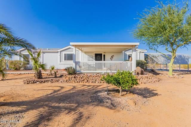 27819 N 239TH Avenue, Wittmann, AZ 85361 (MLS #6306192) :: Elite Home Advisors