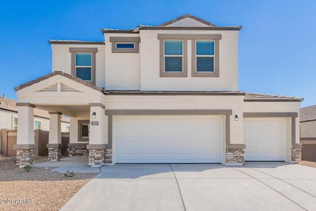 3227 N Lainey Lane, Buckeye, AZ 85396 (MLS #6306213) :: Yost Realty Group at RE/MAX Casa Grande