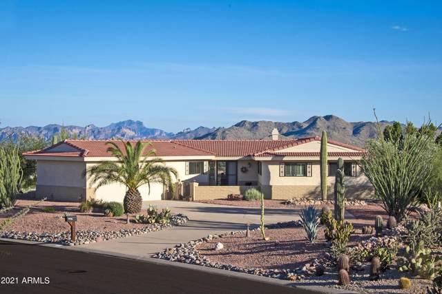16415 E Inca Avenue, Fountain Hills, AZ 85268 (MLS #6306216) :: CANAM Realty Group
