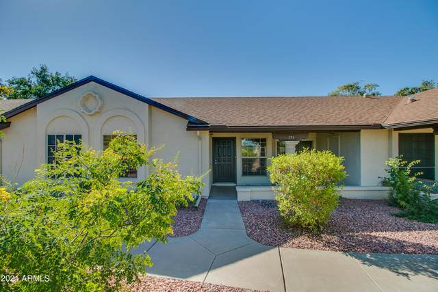 8140 N 107TH Avenue #131, Peoria, AZ 85345 (MLS #6306233) :: Yost Realty Group at RE/MAX Casa Grande