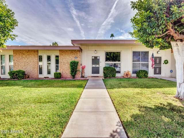 13003 N 100TH Avenue, Sun City, AZ 85351 (MLS #6306237) :: Long Realty West Valley