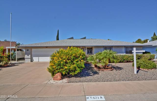 9421 W Glen Oaks Circle N, Sun City, AZ 85351 (MLS #6306248) :: Elite Home Advisors