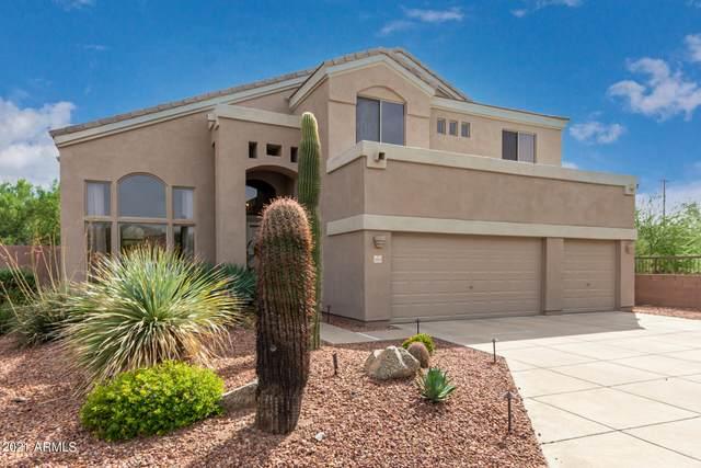 3454 N Boulder Canyon Circle, Mesa, AZ 85207 (MLS #6306254) :: Elite Home Advisors