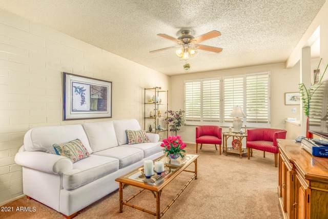 8211 E Garfield Street J111, Scottsdale, AZ 85257 (MLS #6306259) :: Elite Home Advisors
