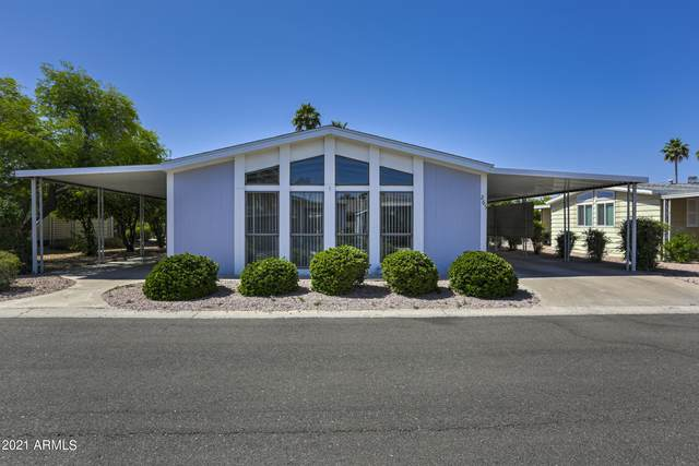 5402 E Mckellips Road #265, Mesa, AZ 85215 (MLS #6306267) :: Elite Home Advisors