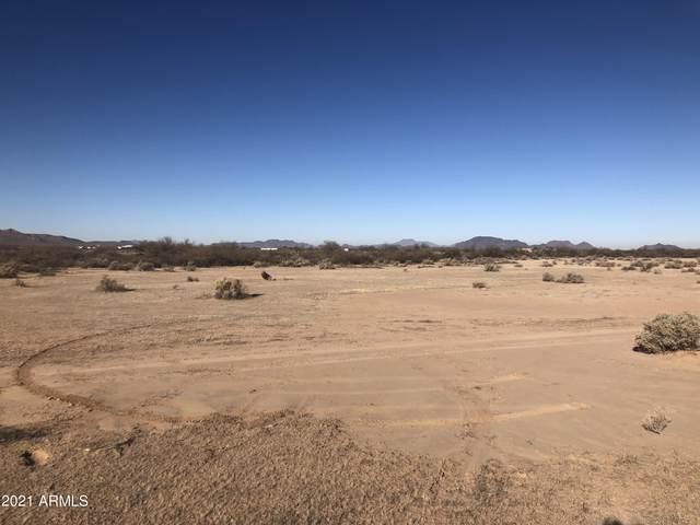0 S Payne Street, Eloy, AZ 85131 (MLS #6306272) :: The Dobbins Team