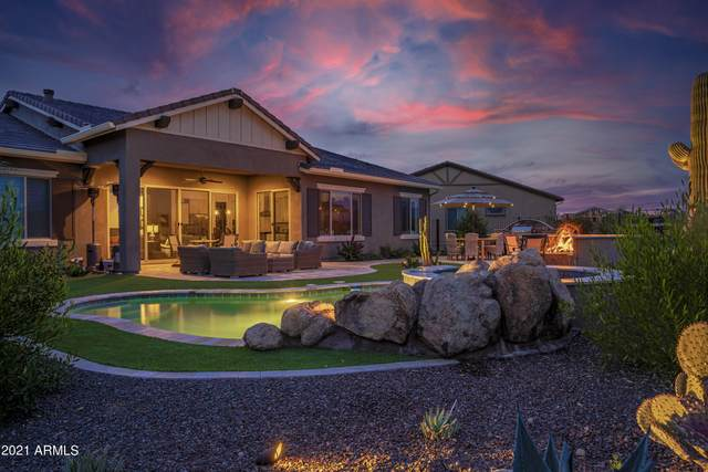 4365 Copperhead Drive, Wickenburg, AZ 85390 (MLS #6306274) :: The Luna Team
