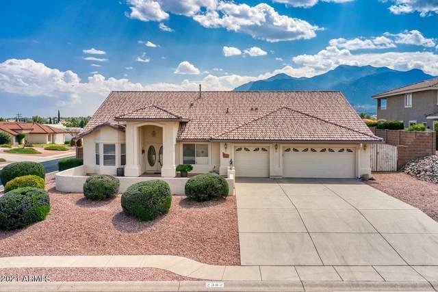 2382 Murietta Way, Sierra Vista, AZ 85650 (MLS #6306323) :: Arizona Home Group