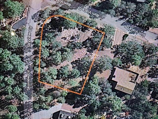 6124 W Skyview Circle, Pine, AZ 85544 (MLS #6306326) :: The Copa Team | The Maricopa Real Estate Company